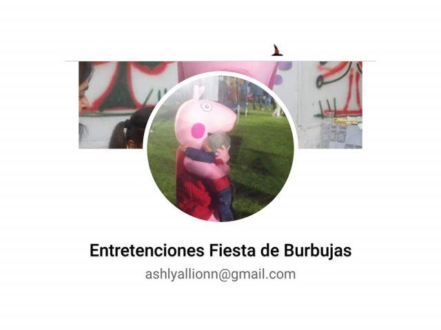 Don bajón y Entretenciones fiesta de burbujas