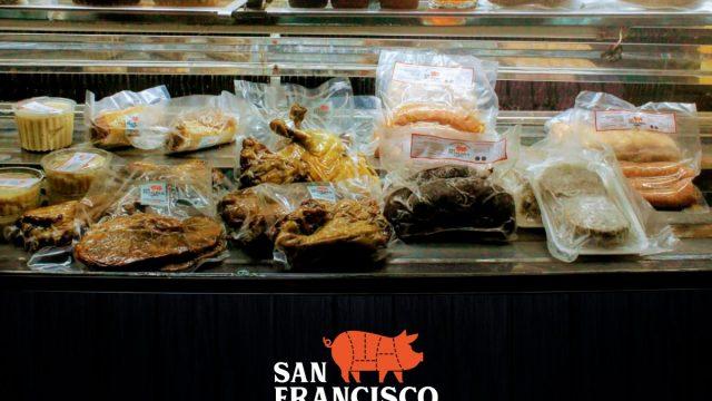 Cecinas San Francisco. Mujer Emprendedora