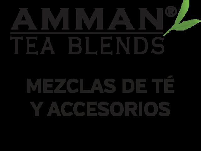 Amman Tea Blends. Mujer Emprendedora